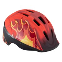 Schwinn Classic Child Bike Helmet, ages 5 to 8, red / multicolor