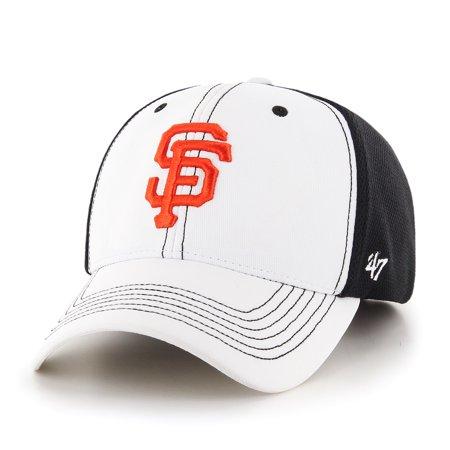San Francisco Giants 47 Brand Mlb  Cooler Mvp  Structured Adjustable 2 Tone Hat