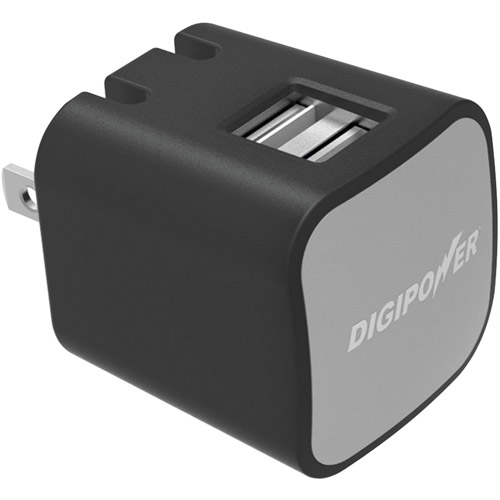 Digipower IS-AC2D InstaSense 2.4A Dual USB Wall Charger