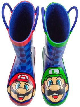 Mario Kart Licensed Rain Boots (Toddler Boys)