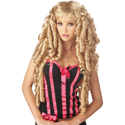 Storybook Deluxe Adult Halloween Wig