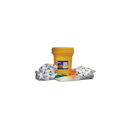 30 Gallon Spill Kit - Brady SPC SKO30 30 Gallon Oil Only Spill Kit