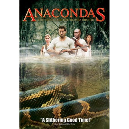 Anacondas: The Hunt for the Blood Orchid (DVD) (Anaconda Online-shop)