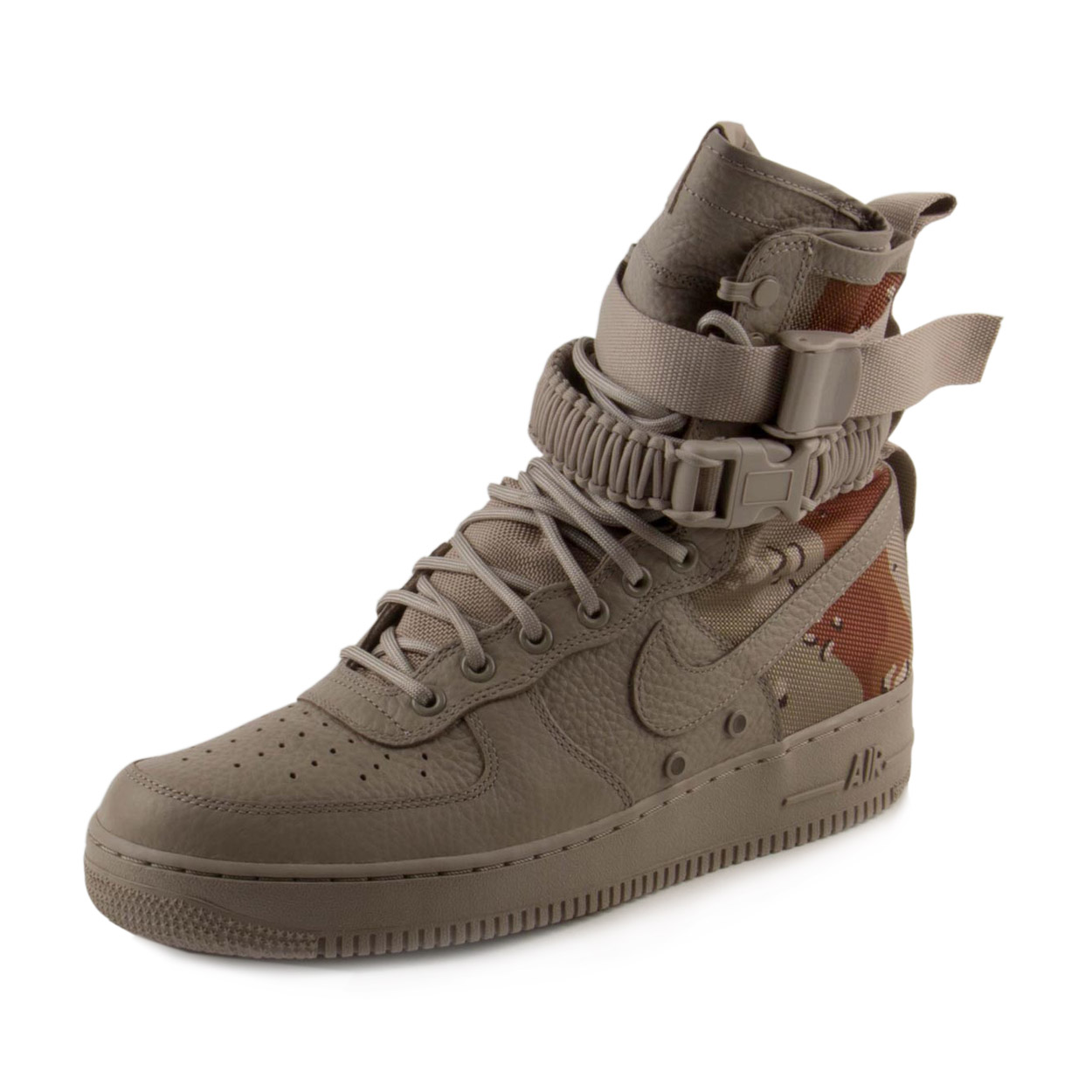 Nike Special Field Air Force 1 Desert Camo 864024 202 Chino/Chino-Classic Stone Mens sz 10.5us