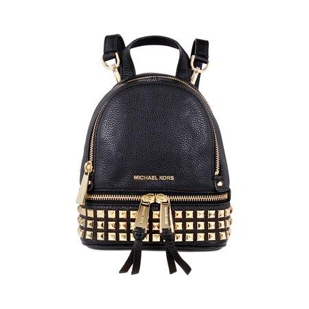 b16bdb421f68 Michael Kors - Michael Kors Rhea Mini Studded Leather Ladies Backpack  30S8GEZB1T001 - Walmart.com