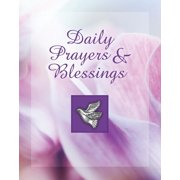 Daily Prayers and Blessings (Hardcover)