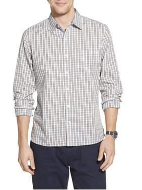 Geoffrey Beene Men's Slim Fit Long Sleeve Shirt