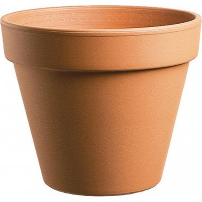 10 in. Standard Clay Pot, Terra Cotta