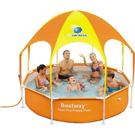 Bestway - Splash-in-shade Play Pool