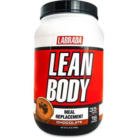 MRP Lean Body Protein Powder, Chocolate, 35g Protein, 2.47