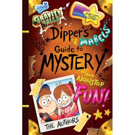 Gravity Falls Dipper's and Mabel's Guide to Mystery and Nonstop Fun! (Hardcover) (Fun Fall Fashion)