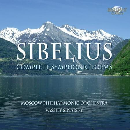 Complete Symphonic Poems