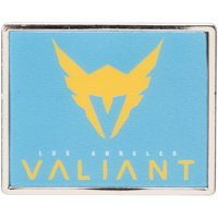 Los Angeles Valiant WinCraft Team Rectangle Pin - No Size