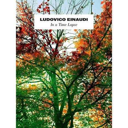 Music Sales Ludovico Einaudi - In A Time Lapse for Piano
