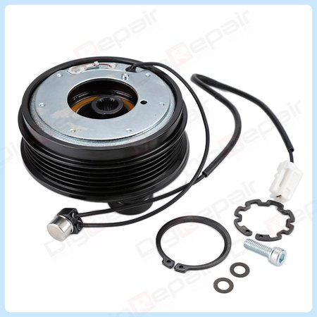 Mazda Clutch Kit (A/C AC Compressor Clutch KIT Front Plate Coil Bearing For Mazda 3 5 04-09 )