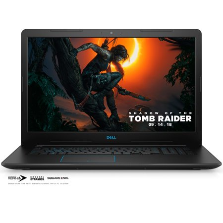 "Dell G3 Gaming Laptop 17.3"" Full HD, Intel Core i5-8300H, NVIDIA GeForce GTX 1050, 1TB HDD Storage, 24GB Total Memory (8GB RAM + 16GB Intel Optane), G3779-5221BLK"