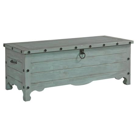 - Progressive Furniture Jesse Storage Trunk