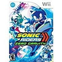 Sonic Riders: Zero Gravity - Wii