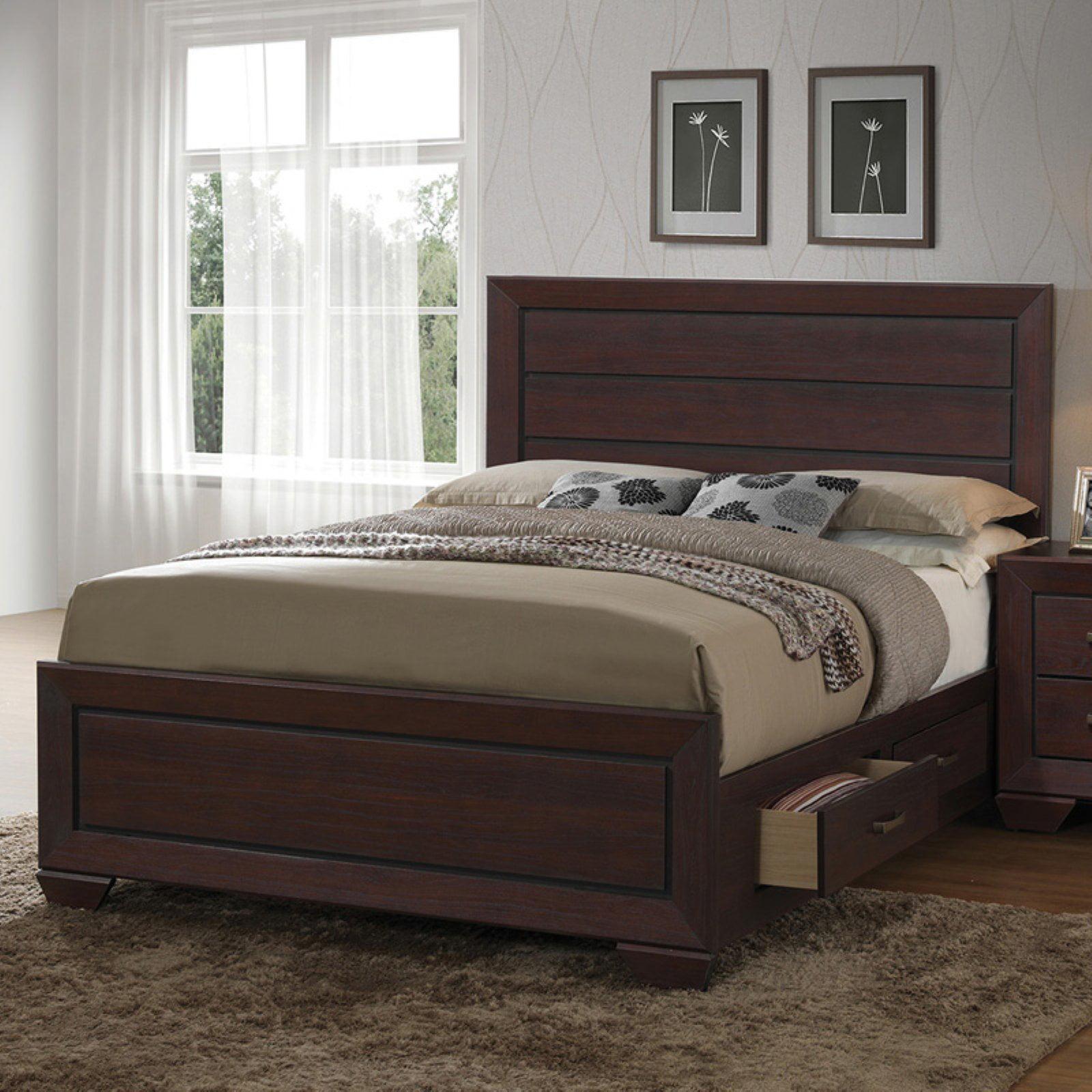 Coaster Furniture Fenbrook Panel Storage Bed