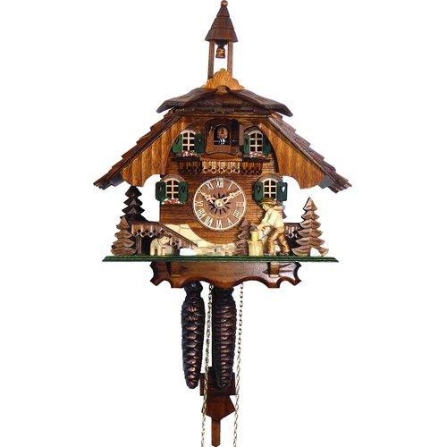 Alexander Taron Engstler Driven Cuckoo Clock by Alexander Taron