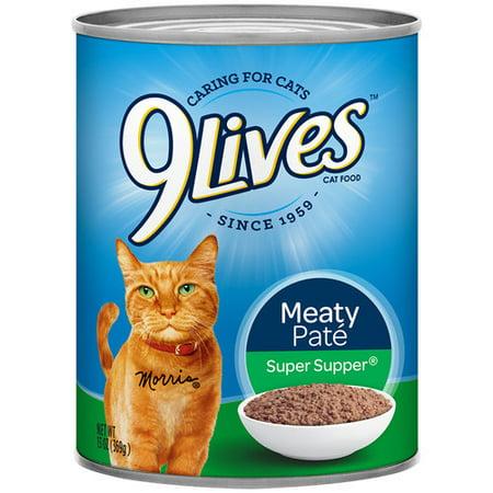 UPC 079100522392 9Lives 9 Lives Super Supper Wet Cat Food 13 Oz