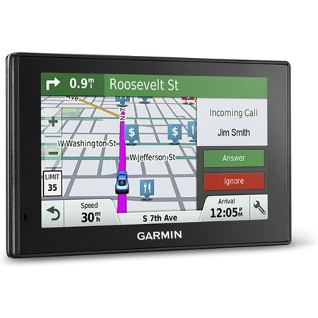 Garmin 010 N1541 01 Refurbished Driveassist 50Lmt 5   Gps Navigator With Built In Dash Cam  Bluetooth   Free Lifetime Maps   Traffic Updates