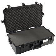 Pelican 1605Air Carry-On Case with Pick-N-Pluck Foam (016050-0000-110), Black