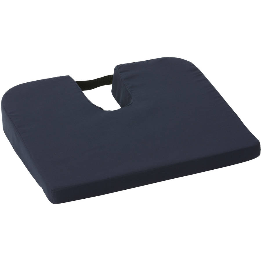 Homeng 2 Pcs Seat Pillow Great As an Office Chair Cushion,Memory Foam Seat Cushion,Sporting Event Seat Pad with Carry Handle for BoatChairs Seat