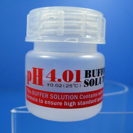 - PH 4.01/7.1/10.01 buffer solution 20ml Calibration Fluids - Aquarium PH Meter Controll er (ph 4.01)