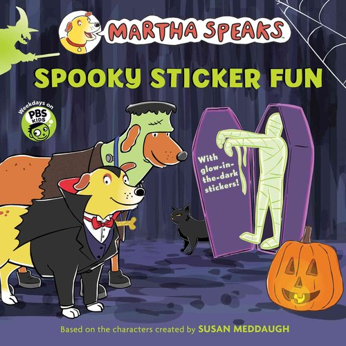 Spooky Sticker Fun