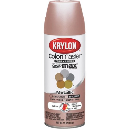 Krylon Colormaster Metallic Spray Paint