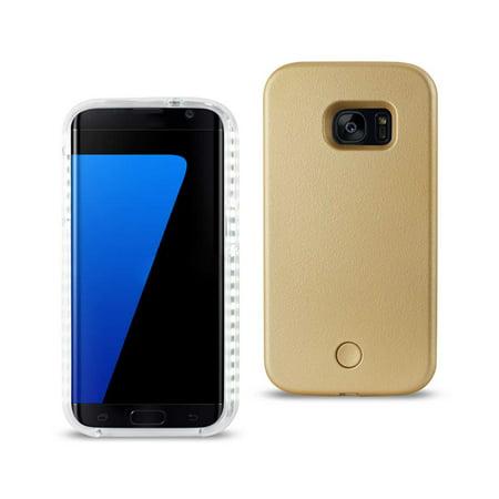 finest selection cdb57 88d36 SAMSUNG GALAXY S7 EDGE LED Light Up Selfie Luminous Illuminated Flashing  Cell Phone Hard Case