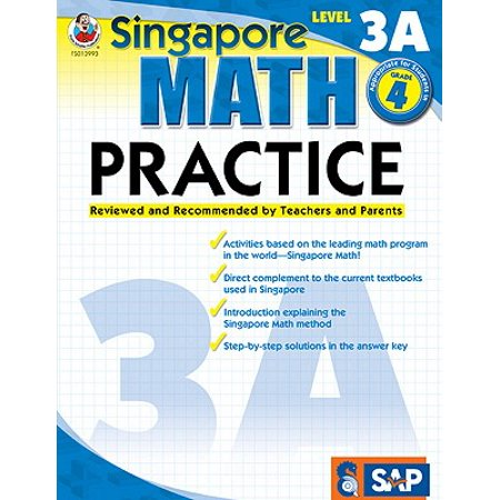 Math Practice, Grade 4 : Reviewed and Recommended by Teachers and Parents (Halloween Letter To Parents From Teacher)