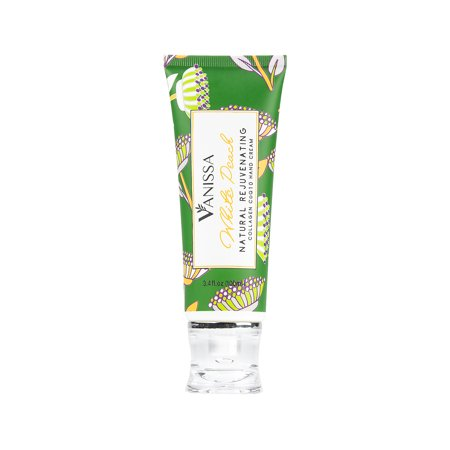 Avon Naturals Peach (Vanissa Natural Rejuvenating Collagen CoQ10 Hand Cream - White Peach - 3.4oz.)