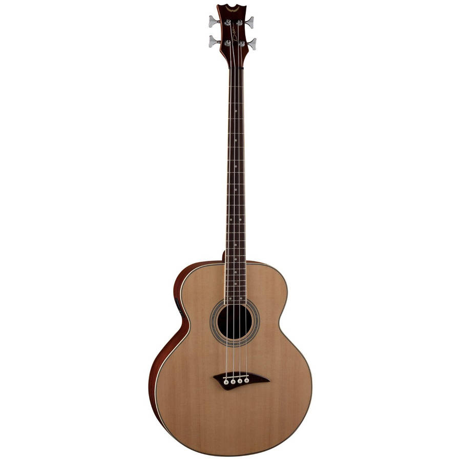 DEAN Acoustic Electric Bass Satin Natural by Dean Guitars