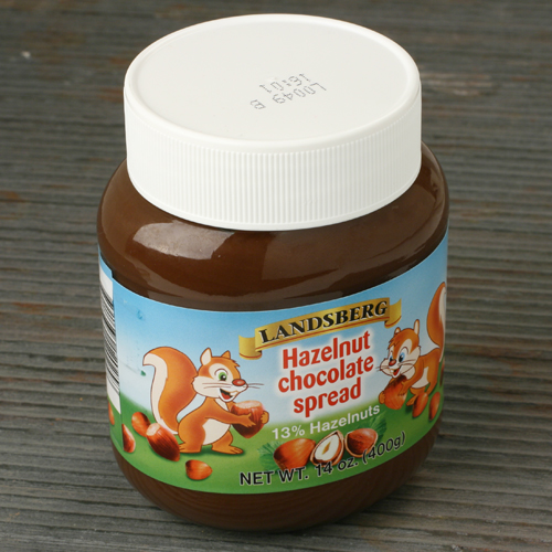 Landsberg Hazelnut Chocolate Spread