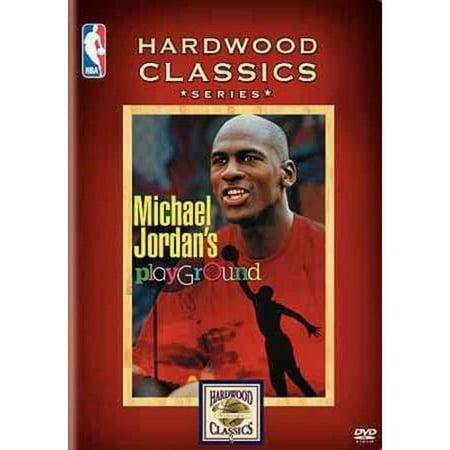 Nba Hardwood Classics: Michael Jordan's Playground (DVD) (Playground Dvd)