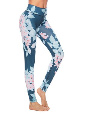 777cc985ea724 Product Image Women's Floral Yoga Gym Sports Pants Hip Push Up Leggings  Fitness Workout Stretch Sexy Trousers