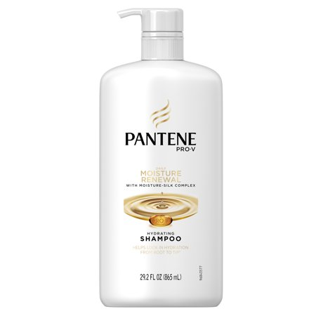 Pantene Pro-V Daily Moisture Renewal Hydrating Shampoo 29.2 fl oz with Pump - Moisturizing Shampoo
