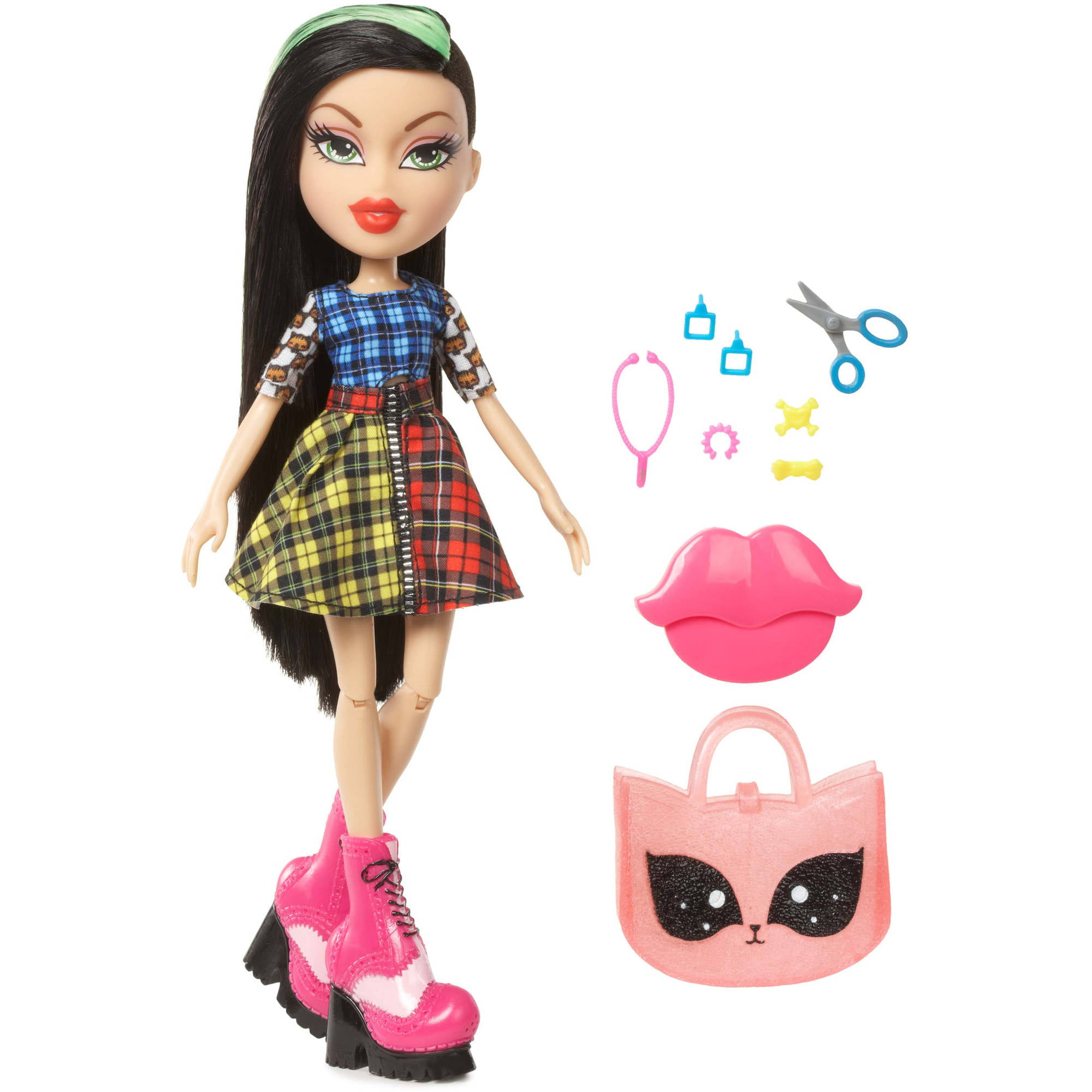 Bratz Hello My Name Is Doll, Jade by MGA Entertainment