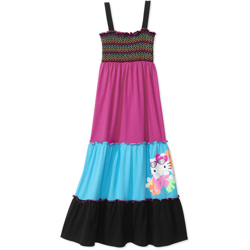 Hello Kitty Girls Maxi Dress