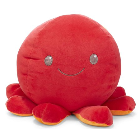 Huggable Kit - Cuddle Pal Round Large Huggables Octopus Plush