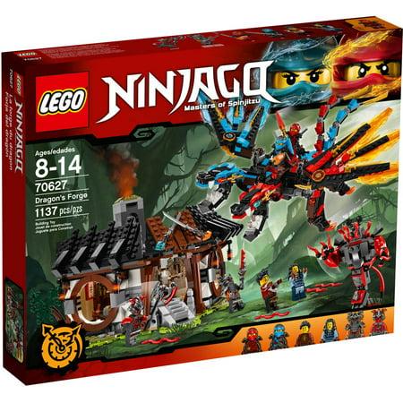 Lego Ninjago Dragons Forge 70627