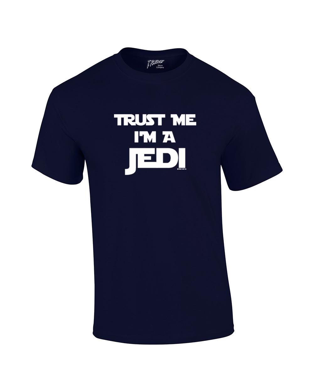 Trust Me I'm A Jedi T-shirt, Funny T-shirts
