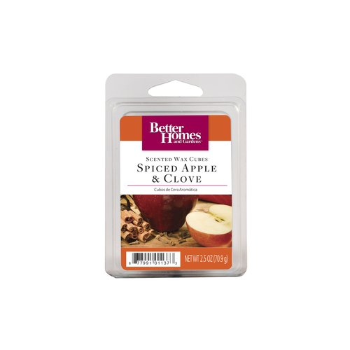 Better Homes and Gardens Spiced Apple and Clove Fragrance Cubes, 6pk