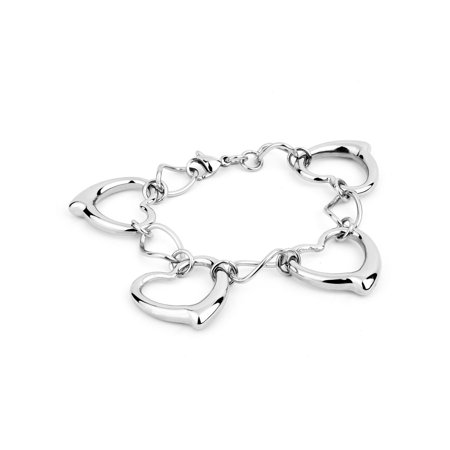 Stainless Steel Bracelet With Polished