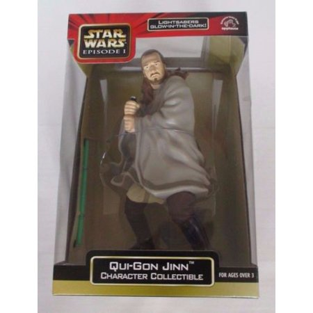 Star Wars Episode I QUI-GON JINN CHARACTER COLLECTIBLE 9
