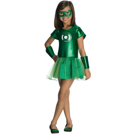 Green Lantern Tutu Toddler/Child - Green Lantern Girl Costume
