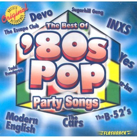 Best Of 80's Pop: Party Songs - Pop Songs For A Halloween Party
