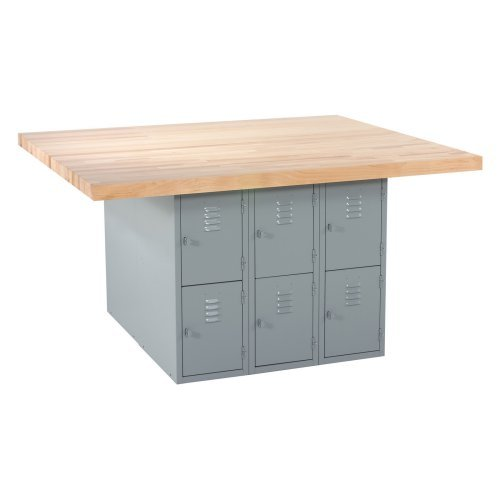 Shain Solutions Four Station Workbench